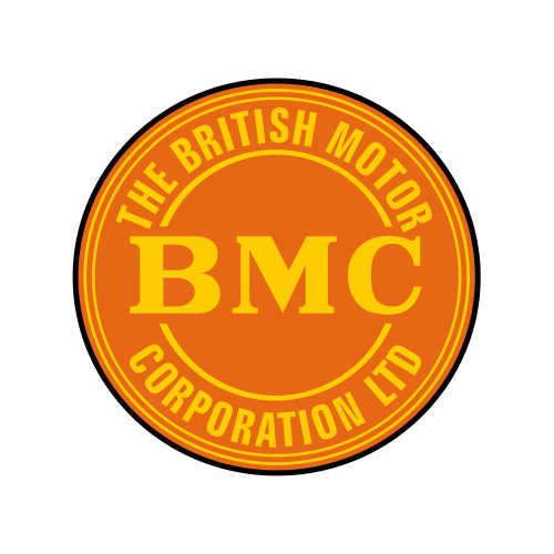 BMC British Motors Logo